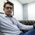 Gabriel Losina, Estudante de Direito e Correspondente Jurídico em Viamão, RS